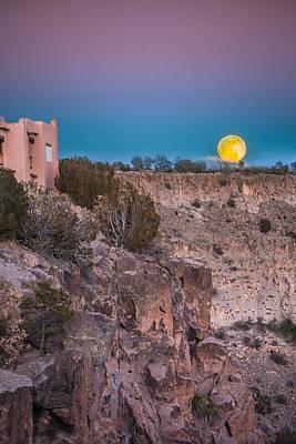 Moonrise Poster by Elena E Giorgi