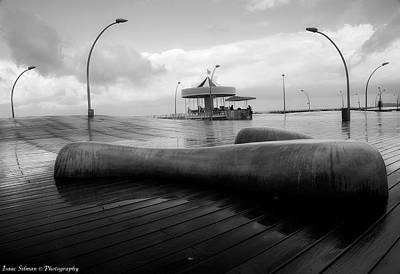 Morning Rain Poster by Isaac Silman
