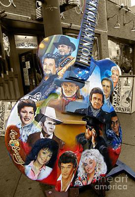 Nashville Honky Tonk Poster