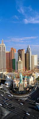 New York, New York Casino, Las Vegas Poster by Panoramic Images