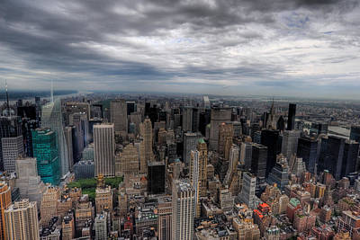 New York New York Poster