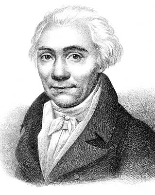 Nicolas Louis Vauquelin, French Poster by Science Source