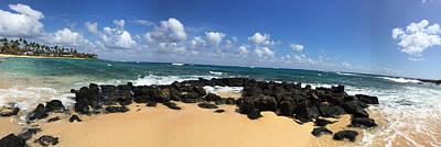 Poipu Beach Kauai Poster