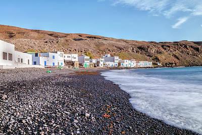 Pozo Negro - Fuerteventura Poster by Joana Kruse