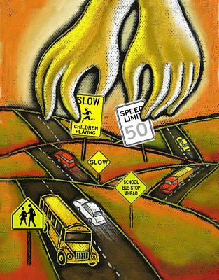 Prevention Poster by Leon Zernitsky