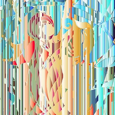 Rebecca Poster by Sandrine Kespi