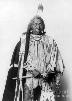 Red Cloud, Oglala Lakota Indian Chief Poster