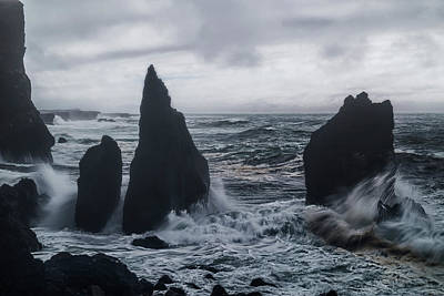 Reykjanesta - Iceland Poster