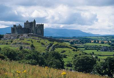 Rock Of Cashel, Co Tipperary, Ireland Poster by The Irish Image Collection