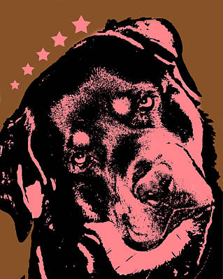 Rottweiler  Poster by Dean Russo