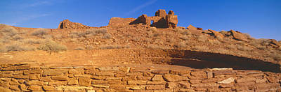 Ruins Of 900 Year Old Hopi Village Poster by Panoramic Images