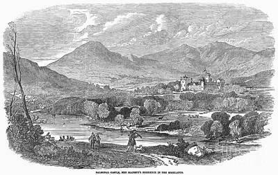 Scotland: Balmoral Castle Poster by Granger