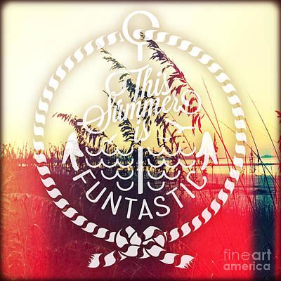 Sea Oats Poster