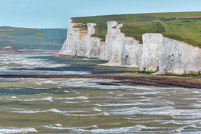 Seven Sisters - England Poster