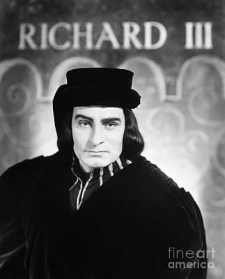 Shakespeare: Richard IIi Poster by Granger