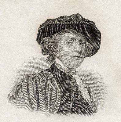 Sir Joshua Reynolds, 1723 To 1792 Poster