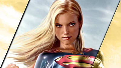 Supergirl Collection Poster