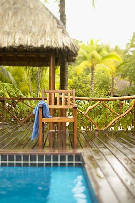 Tahiti Bora Bora Poster by Kyle Rothenborg - Printscapes