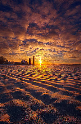 The Gift Poster by Phil Koch