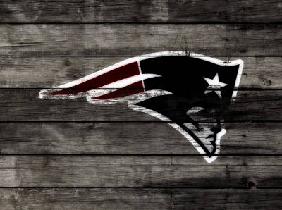 The New England Patriots 3a Poster