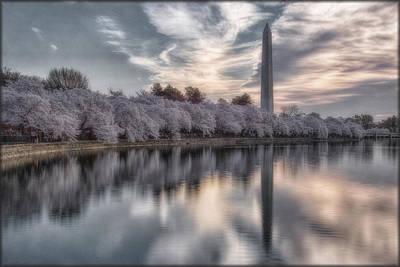 Washington Sunrise Poster
