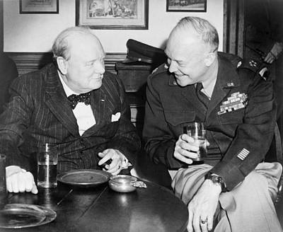 Winston Churchill 1874-1965 Poster