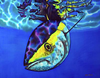 Yellowfin Tuna Poster