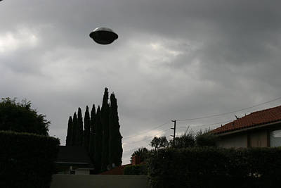 2004 Real Ufo Evidence Poster