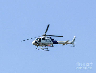 2008 Eurocopter As 350 B3 Poster by William Rogers