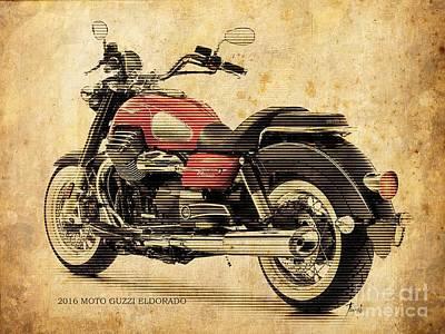 Moto Guzzi Posters for Sale - Fine Art America