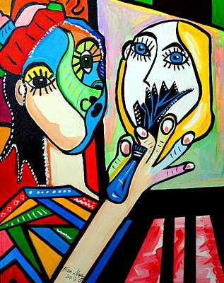 Artist Picasso Poster