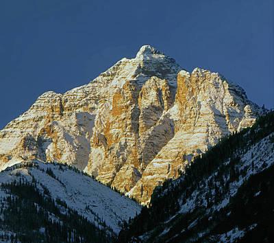 210418 Pyramid Peak Poster