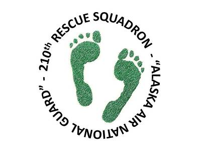 210th Rescue Squdron Poster