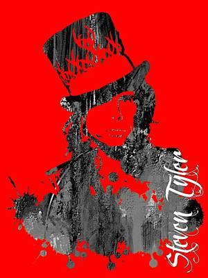 Steven Tyler Collection Poster