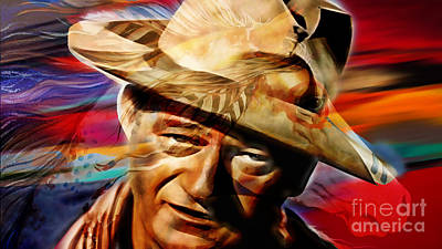 John Wayne Collection Poster