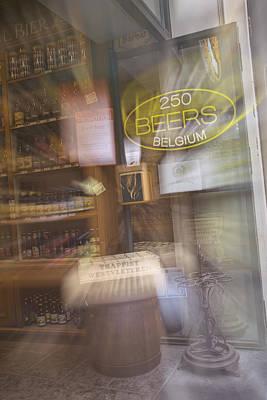 250 Beers Surreal Poster