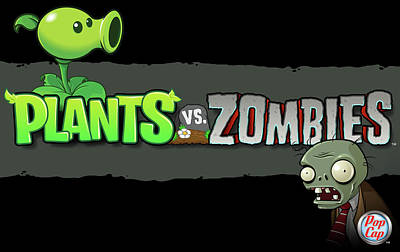 25760 Video Games Plants Vs Zombies  Poster