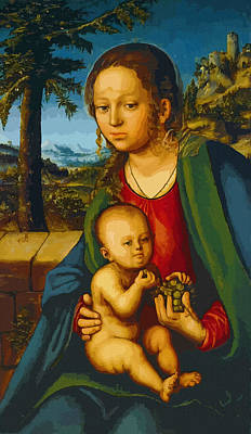Mary And Child Poster