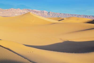 Death Valley Poster by Jon Manjeot