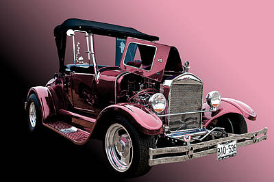 28 Ford Poster