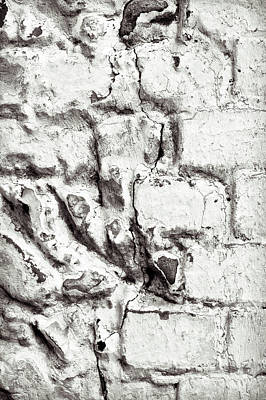 Stone Wall Poster by Tom Gowanlock