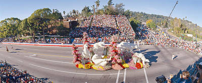 109th Tournament Of Roses Parade Poster by Panoramic Images