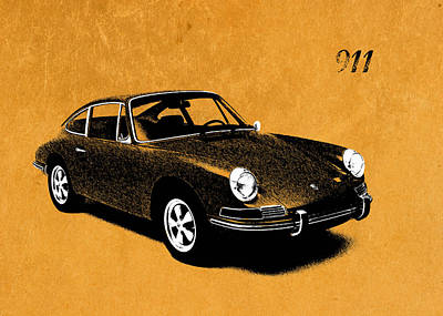 911 Poster by Mark Rogan