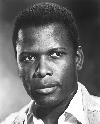 A Patch Of Blue, Sidney Poitier, 1965 Poster