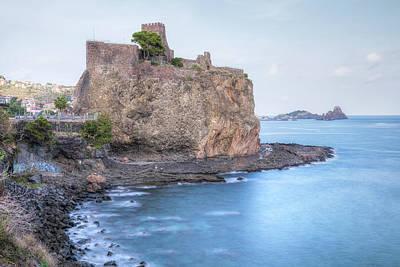 Aci Castello - Sicily Poster by Joana Kruse