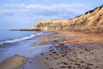 Barton On Sea - England Poster