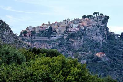 Castelmola - Sicily Poster by Joana Kruse