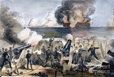 Civil War: Fort Sumter Poster
