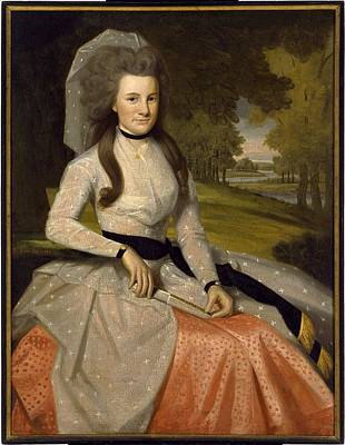 Clarissa Seymour Poster by Ralph Earl