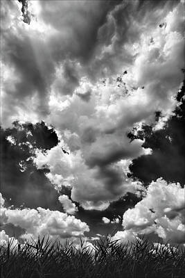 Clouds Poster by Robert Ullmann